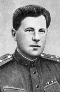 Шатилов В. М., советский военачальник. 1943 г.