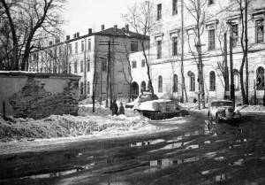 Полтава. 1941. ф 2-3. танк 10 тп 10 отбр