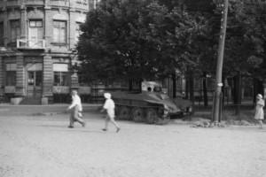 Полтава. 1942. ф. 7. танк 10 отбр