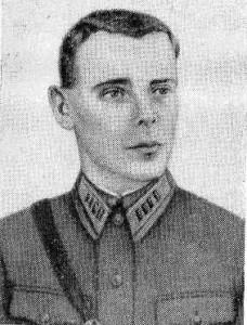 Савельев К. Ф., военачальник. ф 1