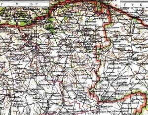 Херсонская губерния ф 3-2 Алекcандрийский уезд