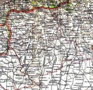 Херсонская губерния ф 4-2 Елизаветградский уезд