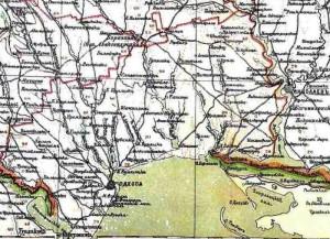 Херсонская губерния ф 5-2 Одесский уезд