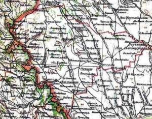 Херсонская губерния ф 7-2 Тираспольский уезд